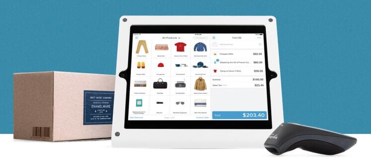 Le kit point de vente (PDV) Shopify
