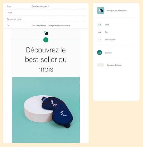 « Shopify Email », le nouvel outil d'email marketing de la plateforme