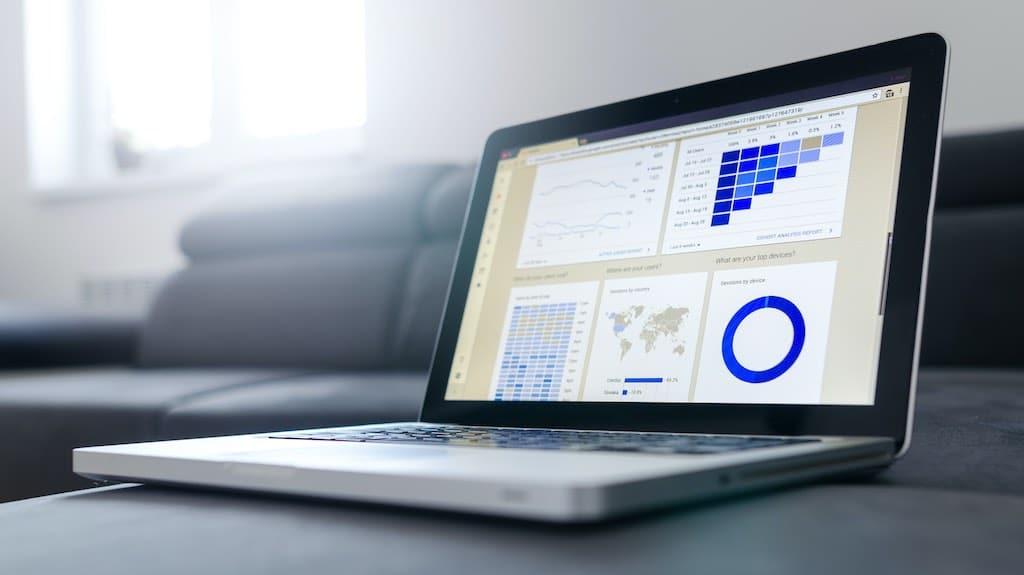 Analytics for an inbound marketing campaign