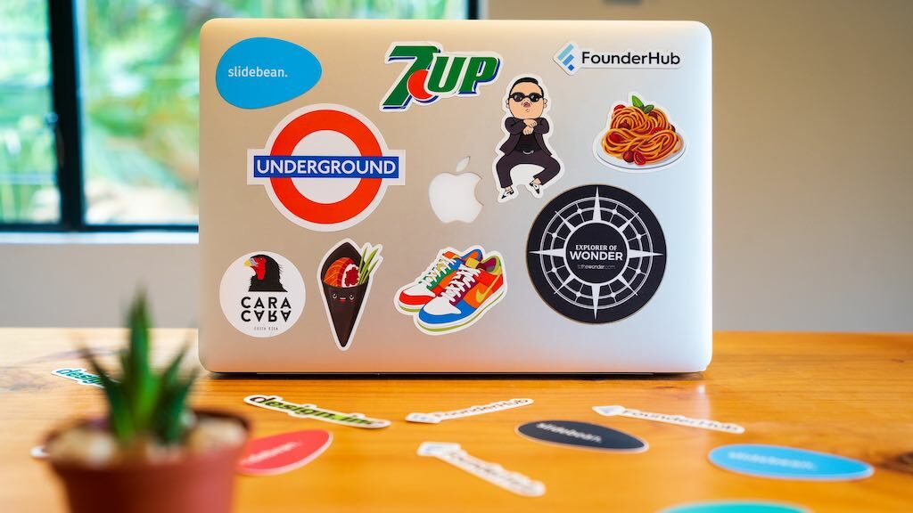 Business logos and branding