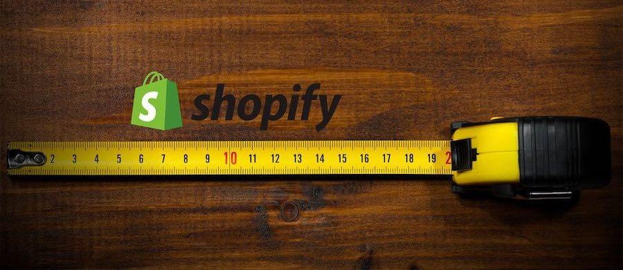 Shopify prix (le logo Shopify)
